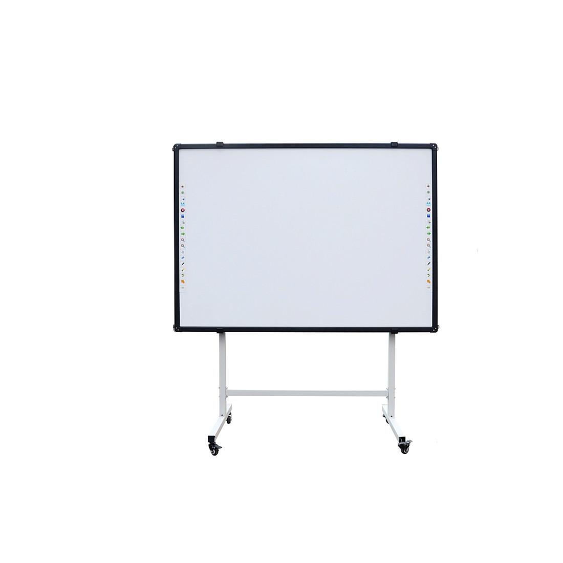 Интерактивная доска DigiTouch S82 (Инфракрасная. Алюминиевая рамка. Разм.1688х1208х32. 4:3. 10 кас.)