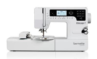 Швейно-вышивальная машина Bernette Chicago 7 (без ПО)