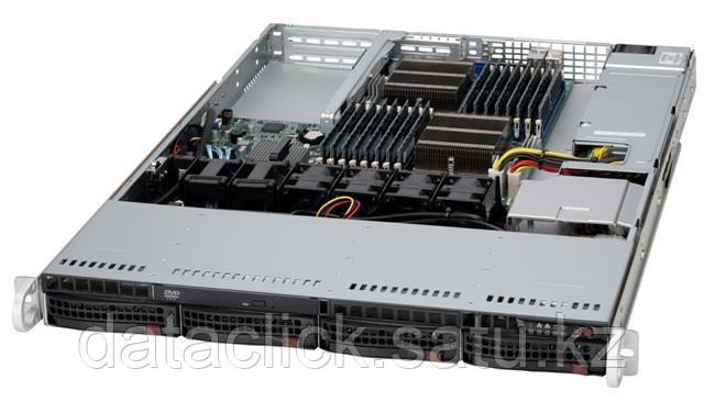 Supermicro CSE-813MFTQC-505CB computer case, фото 2