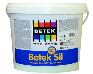 Интерьерные краски BETEK