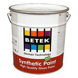 Синтетические краски, грунтовки и эмали, декоративные лаки BETEK