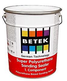 Полиуретановые лаки заполнители BETEK