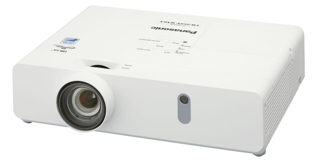 Panasonic PT-VX425NE Видеопроектор 4 500 лм, LCD, XGA, 10000:1, WiFi (Intel WiDi)