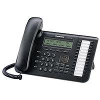 Panasonic KX-NT543 IP системный телефон, 3-строчный LCD-дисплей