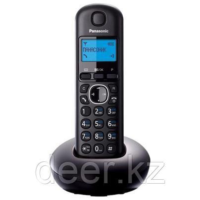 Радиотелефон PANASONIC KX-TGB210CAB Black
