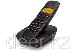 Бесшнуровой телефонный аппарат teXet TX-D4505A черный
