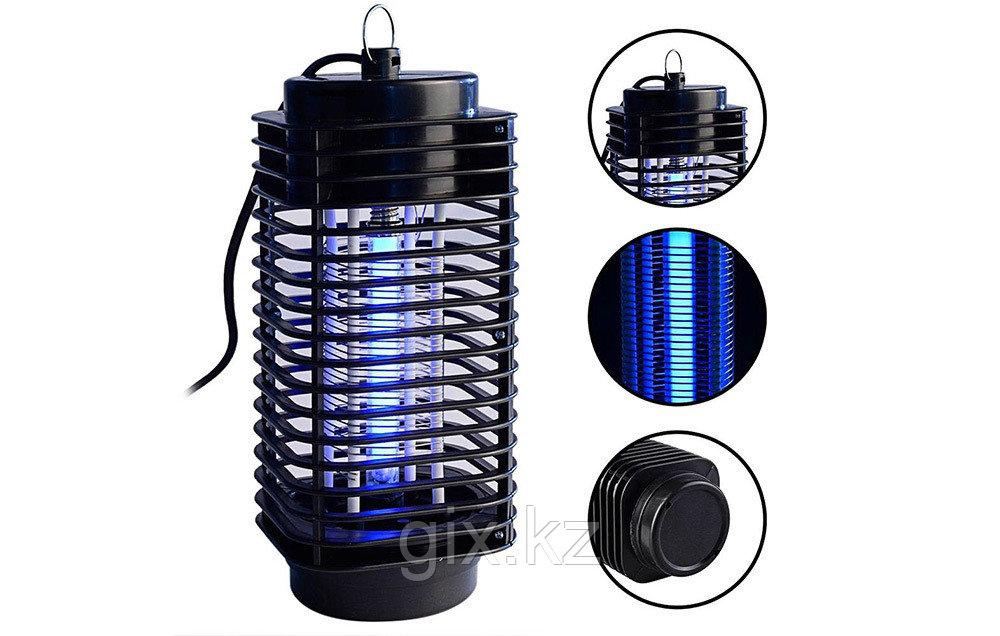 Лампа-ловушка для комаров и мошек Electronic mosquito killer