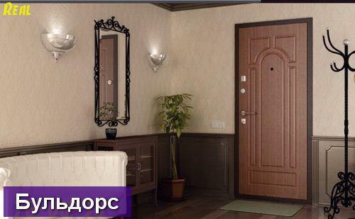 Двери входные бульдорс