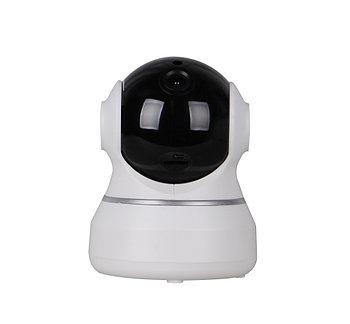 Беспроводная поворотная Wi-Fi IP камера, HD разрешение