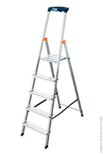 Лестница-стремянка 5 ступ. Safety®