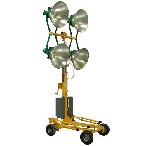 Мобильные световые башни