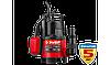 Насос Зубр М1 погружной, дренажн. для грязн воды (d частиц до 35 мм), 400Вт, пропускная способность 125л/мин