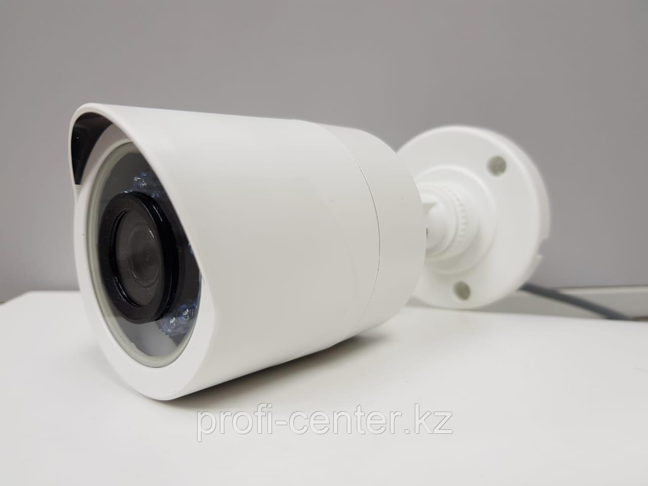DS-T110 HD-TVI Цилиндрическая Камера 1мр ИК до 20м f2.8мм / 92.0° IP66 -40°C...+60°C