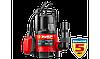 Насос Зубр М1 погружной, дренажн для грязн воды (d частиц до 35 мм), 550Вт, пропускн способность 160л/мин