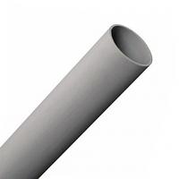 Труба гладкая жесткая ПВХ d32 ИЭК серая (30м),3м, фото 1