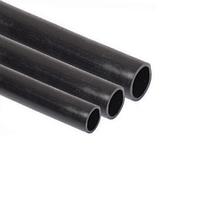 Труба гладкая жесткая ПНД d20 ИЭК черная (100м), фото 1