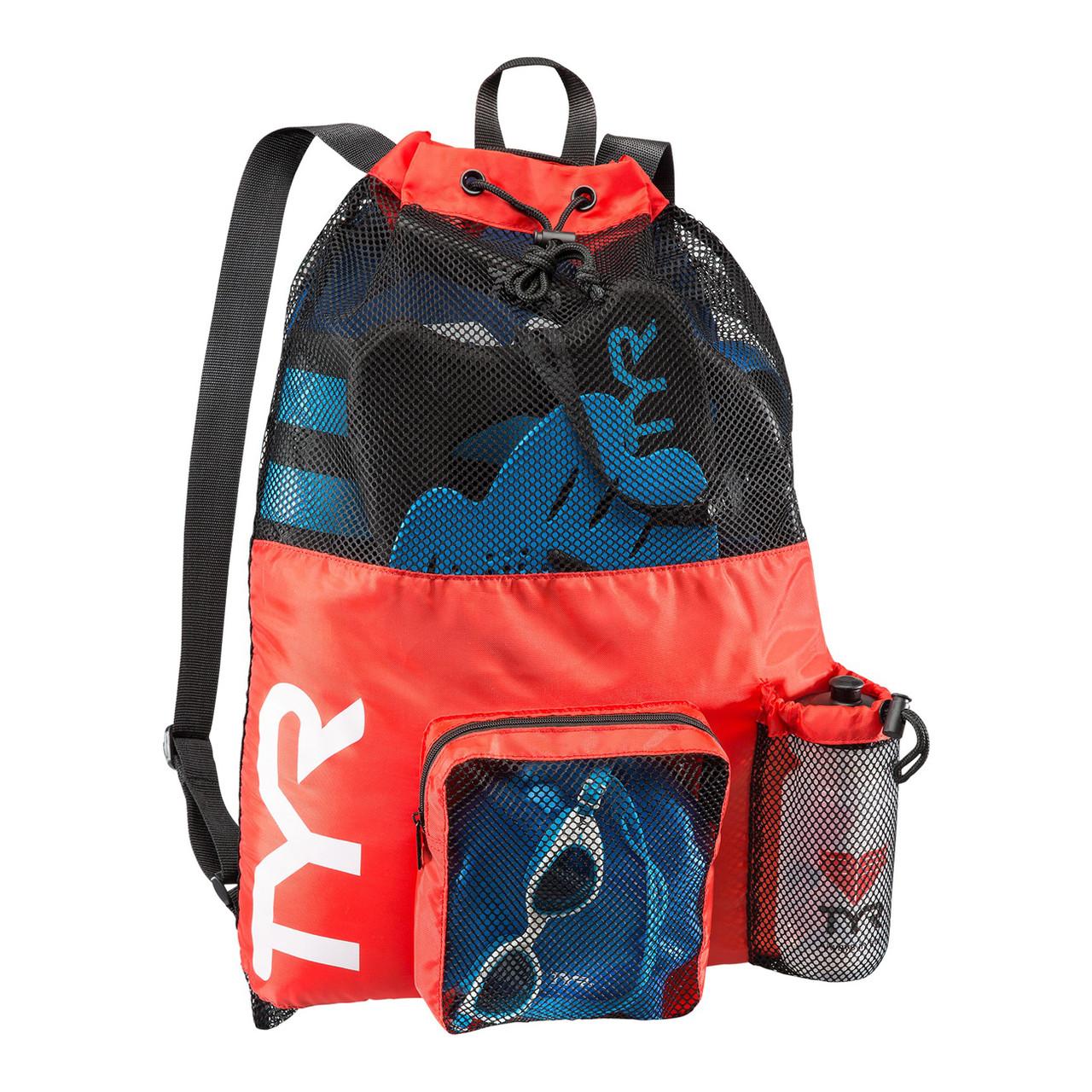 Рюкзак для аксессуаров TYR Big Mesh Mummy Backpack 610
