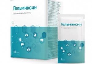 Гельмиксин – антипаразитарный комплекс