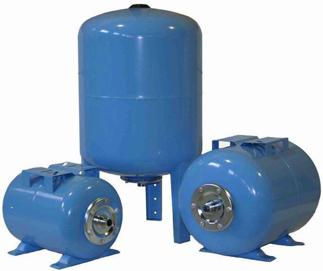 Гидроаккумуляторы и Реле давления