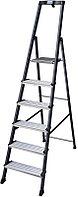 Лестница-стремянка 6 ступ. Securo®, фото 1
