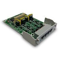 Panasonic KX-HT82480X Плата подключения 4 аналоговых линий