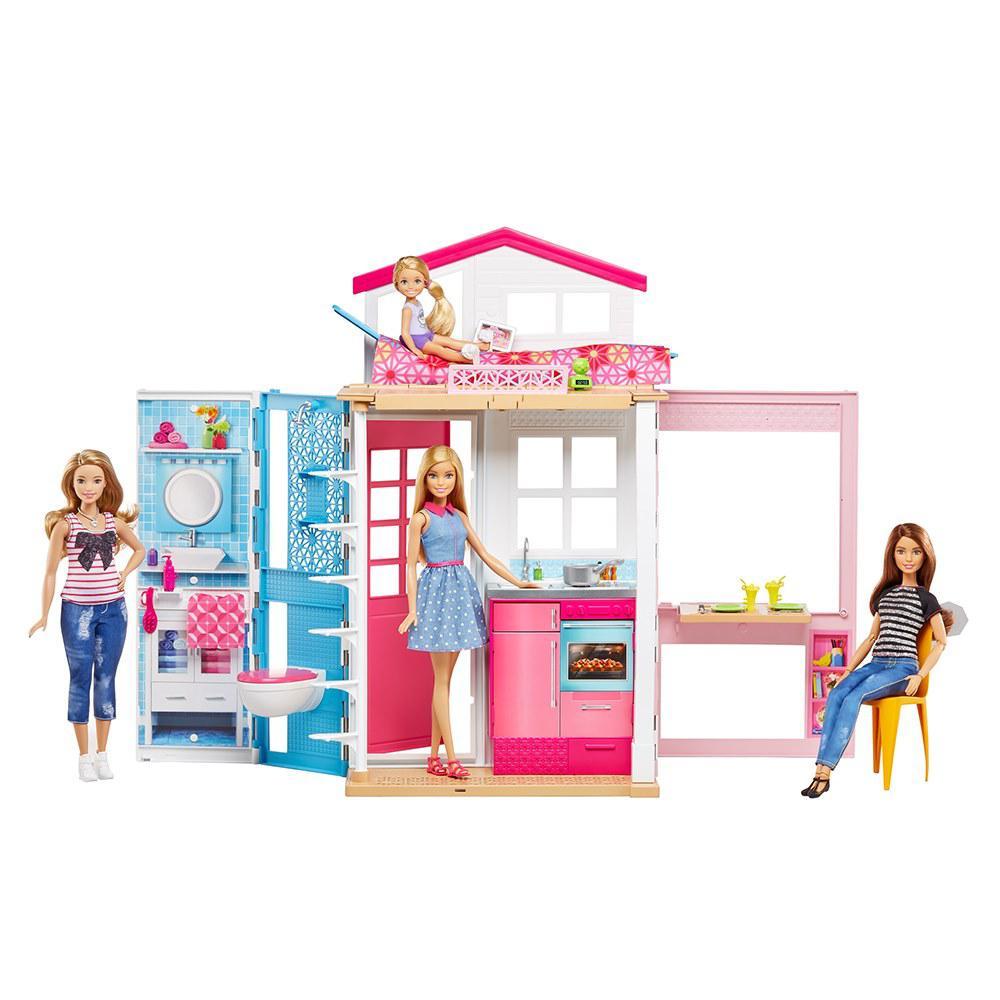 Mattel Barbie DVV47 Домик Барби