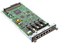 Panasonic KX-NCP1170XJ Плата 4 внутренних гибридных линий
