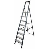 Лестница-стремянка 8 ступ. Securo®, фото 1