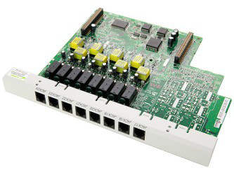 Panasonic KX-TE82474X плата 8 внутренних аналоговых линий