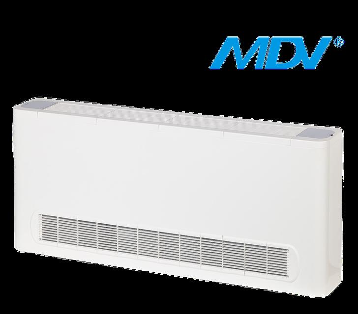 Напольно-потолочный фанкойл MDV MDKH4-250 (1.87/4.17 кВт)
