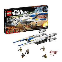 Lego Star Wars Истребитель Повстанцев U-Wing 75155, фото 1