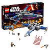 Lego Star Wars Истребитель Сопротивления типа Икс 75149