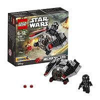 Lego Star Wars 75161 Конструктор Лего Звездные Войны Микроистребитель-штурмовик TIE, фото 1