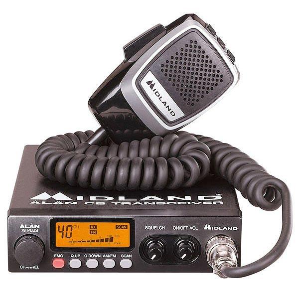 Радиостанция Alan 78 plus