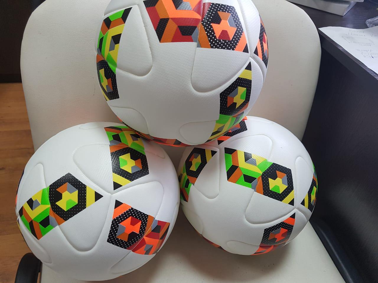 Мяч ФИФА 2018 с нанесением логотипа по индивидуальному заказу