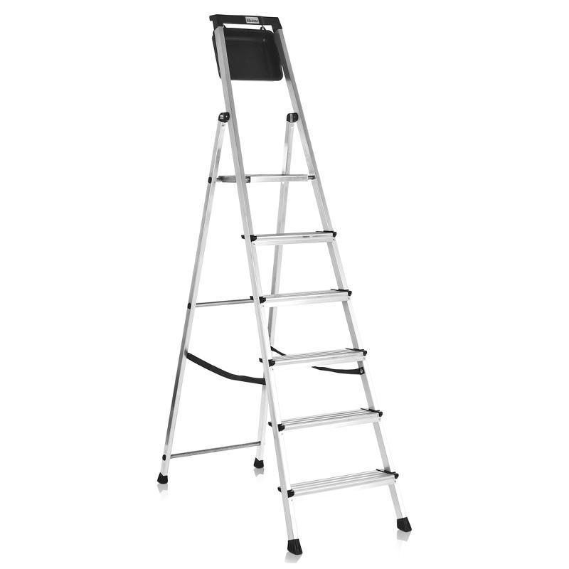 Лестница-стремянка 6 ступ. Secury® , с системой MultiGrip