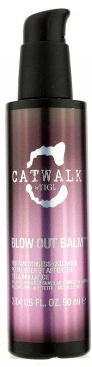 Сыворотка-бальзам для блеска и гладкости волос - Tigi Catwalk Sleek Mystique Blow Out Balm 90 мл.