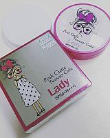 Lady Pink Cutie Twoway Cake-Пудра для лица