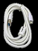 Кабель USB 2.0-Lightning 1,5м, фото 1