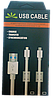 Кабель Micro USB типа В -USB3.0 типа А (male) 1 ферритов. кольцо, 1.5м