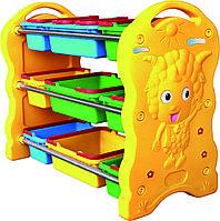 Контейнер для хранения игрушек QIANGCHI QC-04006, фото 1