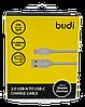 Кабель USB2.0 -Type-C Budi M8J180T, 1м, (miniBox)