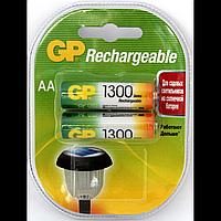 """Аккумулятор """"GP"""" AA (R6) 1300mAh"""