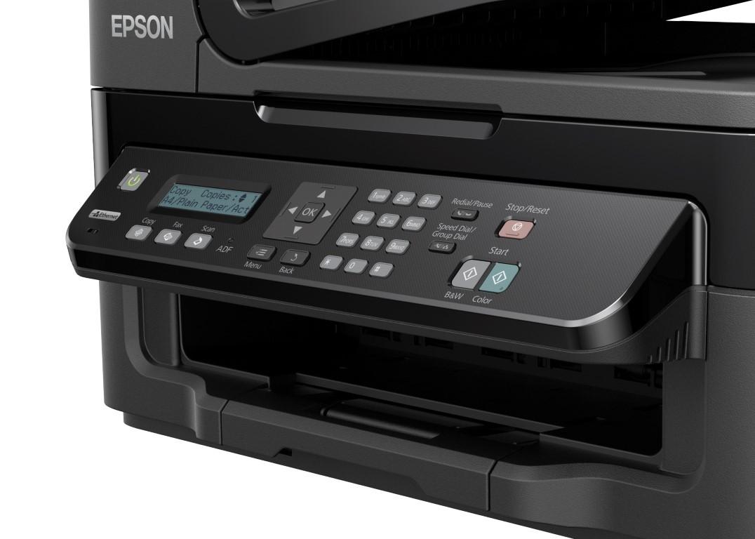 Ремонт принтера Epson L550