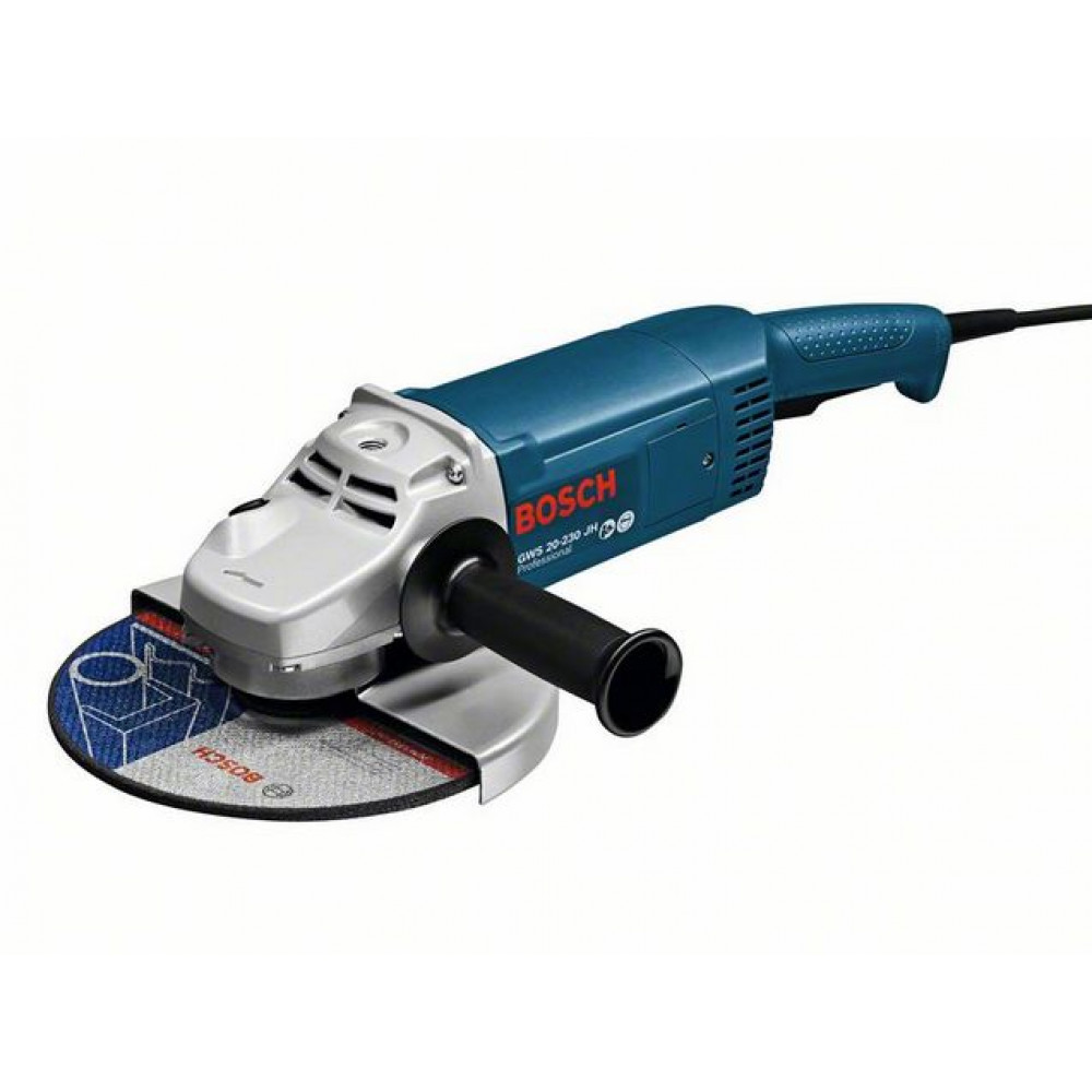 Угловая шлифмашина (болгарка) Bosch GWS 22-230 JH Professional (0601882203)