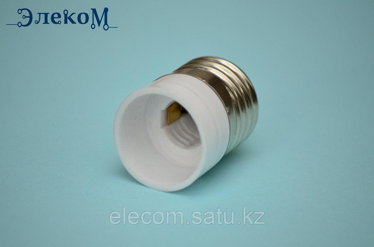 Переходник для цоколя лампы E14/E27