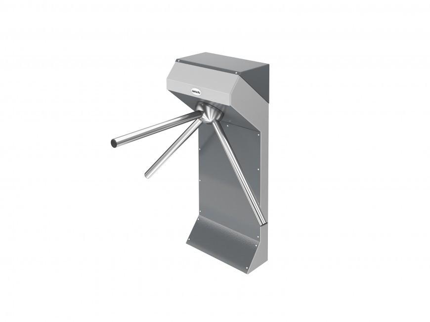 Урникет трипод с порошковым покрытием BAR EC