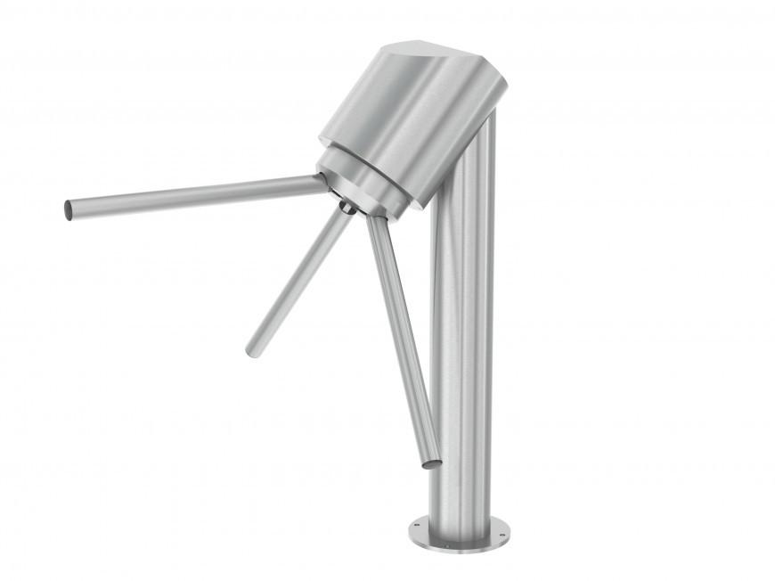 Турникет-трипод с привлекательным дизайном BAR SKR-DropArm