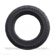 С новым передним колесом из цельнолитой резины самокат мягче проходит мелкие неровности.