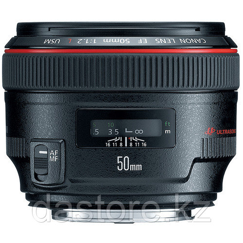 Canon EF 50mm f/1.2L USM фикс объектив